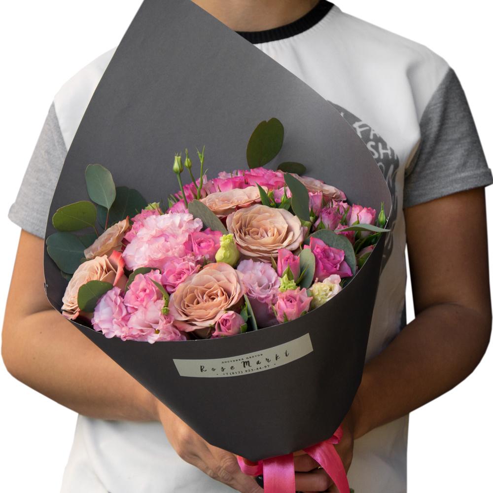 Международная доставка цветов